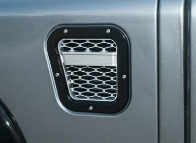 Grilles d'admission d'air XS enhancement  defender
